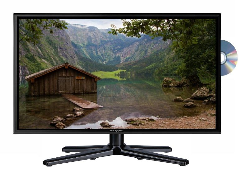 reflexion 24 widescreen led tv mit triple tuner dvb s s2. Black Bedroom Furniture Sets. Home Design Ideas