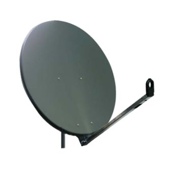 Gibertini Antenne 85cm Alu Anthrazit