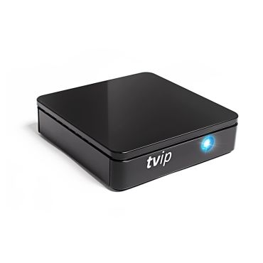 TVIP S-Box v.415 IPTV HD Multimedia Player Stalker,2.4ghz 5ghz WLAN  integriert